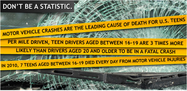 Driver Safer Homepage Slide