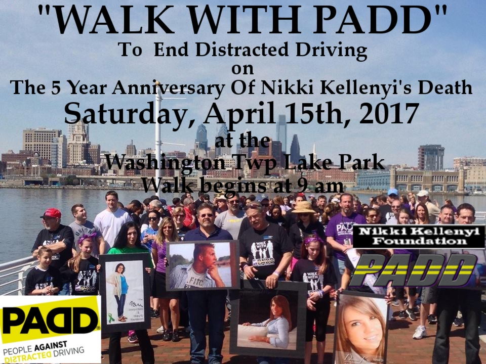 2017 WALK WITH PADD